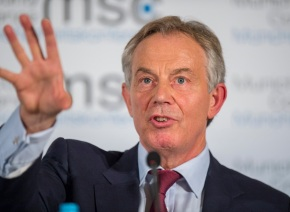 *FAKE NEWS* Exultant masses rejoice at Blair's political return