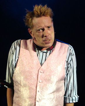 Is Johnny Rotten a working class hero?